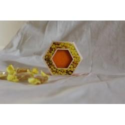 Jabon Hexagonal de miel y...